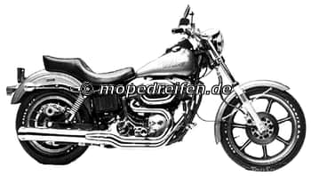 FXDL DYNA GLIDE LOW RIDER 1992-1999-FXD