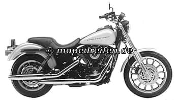 FXD DYNA SUPER GLIDE 1999-2001-FD1/FDX