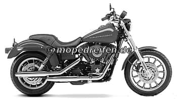 FXDX/I DYNA SUPER GLIDE SPORT 2003-2005-FD1