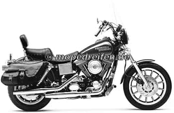 FXDS DYNA GLIDE CONVERTIBLE 1994-1998-FXD