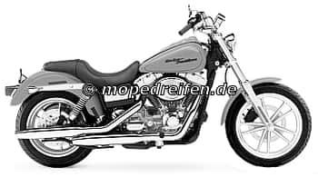FXDC/I DYNA SUPER GLIDE CUSTOM 2005-FD1
