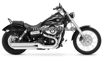 FXDWG DYNA WIDE GLIDE 2010-2012-FD2