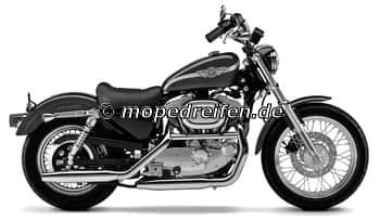 XLH 883 SPORTSTER HUGGER 1991-2003-XL2