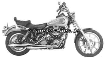 FXDB-DYNA GLIDE DAYTONA 1991-1993-FXD