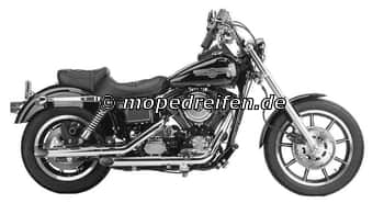 FXDL DYNA GLIDE LOW RIDER 1999-2001-FD1