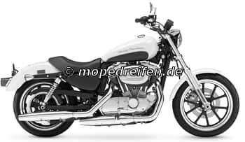 XL 883 L SUPER LOW 2011--XL2