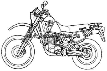 ETX 600 TUAREG-