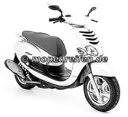 (SCOOTER) XN 125 TEOS-SE04