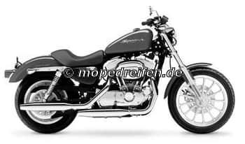 XL 883 SPORTSTER 2004-2007-XL2