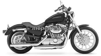 XL 883 L SPORTSTER LOW 2005-2010-XL2