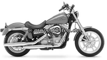 FXD DYNA SUPER GLIDE 2007-2011-FD2