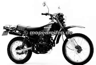 KL 250 AB 1981-KL250A
