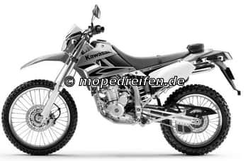 KLX 250 AB 2009-LX250S