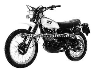 XT 500 AB 1975-1E6 / 1N5