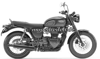 BONNEVILLE T120 / BLACK-DU01