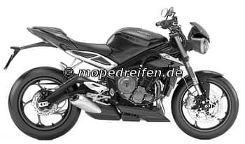 STREET TRIPLE S / R / RS AB 2017-HD01 / e11*168/2013****