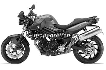 F800 R AB 2009-E8ST