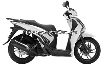 (SCOOTER) SH125 AB 2001-JF9
