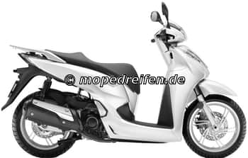 (SCOOTER) SH 300 AB 2016-NF05 / e4*168/2013****