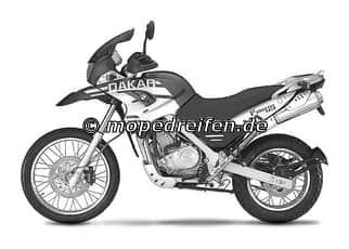 F650 GS DAKAR AB 2004-E650G / e1*2002/24****