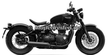 BONNEVILLE BOBBER BLACK-DV01