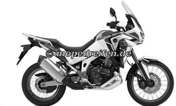 CRF 1100 A/D TL-FELGE-SD09 Semi-FW / e4*168/2013****