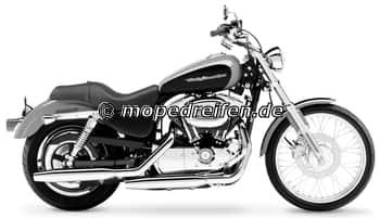 XL 1200 C SPORTSTER CUSTOM 2000-2003-XL1/XL2