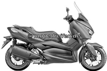 X-MAX 300-SH13 / e13*168/2013****