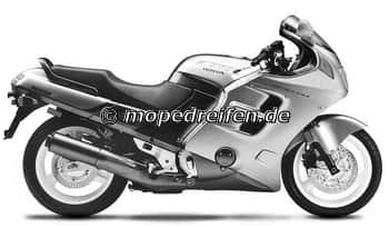 CBR 1000 F AB 1987-SC21 / ABE E513 (GEDROSSELT 73KW)
