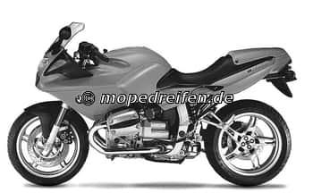R1100 S / BOXER CUP (HINTEN 5,50-ZOLL) AB 2001-R2S / e1*92/61****