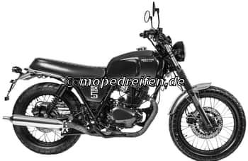 125 BX / CROMWELL / CROSSFIRE / FELSBERG-