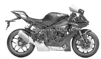 YZF-R1 AB 2020-RN65 / e13*168/2013****