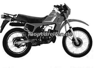 ALETTA ROSSA 125-000