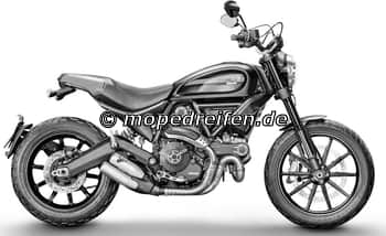 SCRAMBLER FULL THROTTLE-K1 / e9*2002/24****
