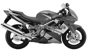 CBR 600 F AB 2001 (EINSPRITZER)-PC35 / e4*92/61****