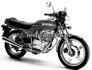 CB 400 N 19 ZOLL VORNE-CB400T / ABE A400