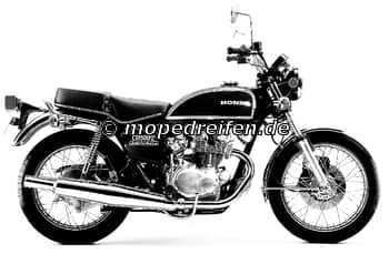 CB 500 T AB 1974-CB500T