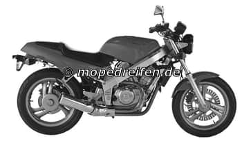 NT 650 HAWK AB 1988-RC31 / ABE E888