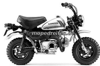 ZB50 MONKEY / GORILLA-AB22