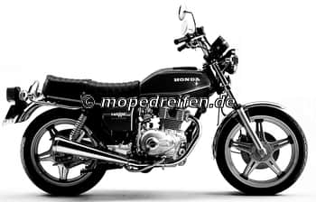 CB 400A AUTOMATIC-CB400T / ABE A400