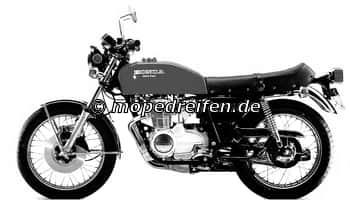 CB 400 FOUR AB 1975-CB400F