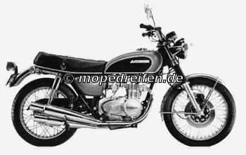 CB 500 FOUR AB 1971-CB500 (KO-K2)