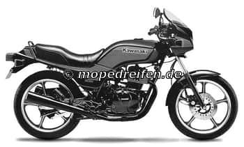 GPZ250-KZ250A/C
