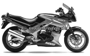 GPZ 500 S AB 1987-EX500A / B