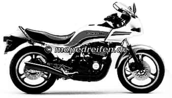GPZ 550 UNITRACK-ZX550A / KZ550B/H