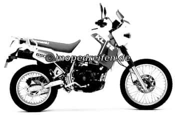 KLR 650 AB 1987-KL650A