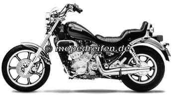 VN 750 VULCAN AB 1993-VN750A/D