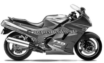 ZZR 1100 AB 1990-ZXT10C / ABE F381-NT01