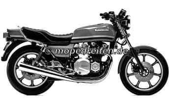 Z 1000 J AB 1981-KZT00J-J