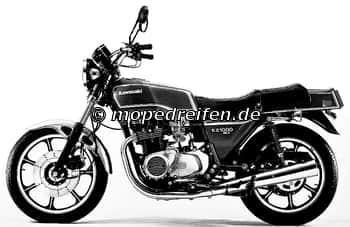 Z 1000 MK2 + EFI AB 1979-KZT00A-A,H